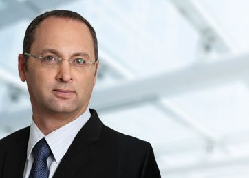 Alon Gonen, CPA, Partner in the Financial Cluster